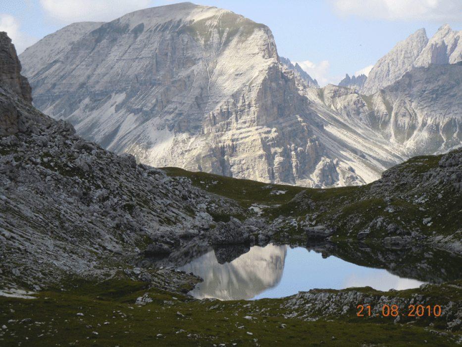 Walking The Dolomites