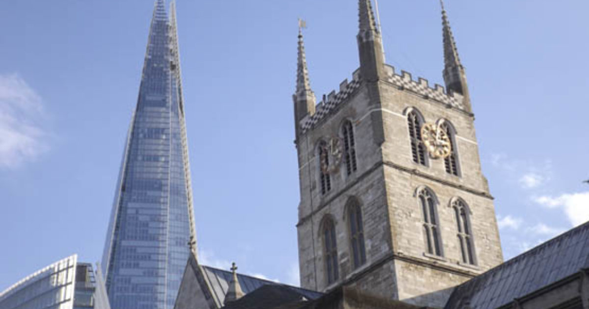 Every Pilgrims Guide Englands Holy Places