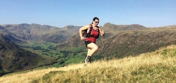 Wansfell and Troutbeck trail run