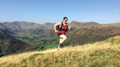 Wansfell and Troutbeck trail run