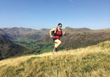 Trail and Fell Running in the Lake District: A sample route