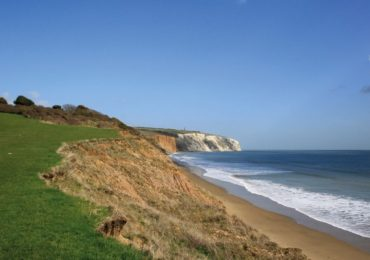 Walking on the Isle of Wight, written by Paul Curtis