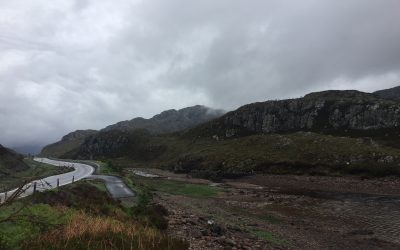 Cycle touring in north west Scotland – how to have a birthday micro-adventure