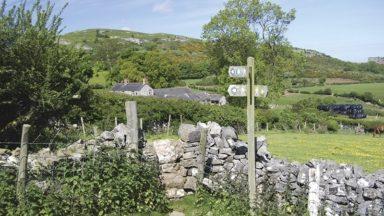 The Offa's Dyke Path - A Walk through History