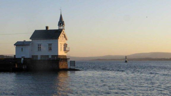 The Oslofjord By Boat