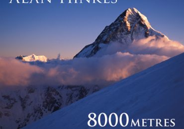 Alan Hinkes Outdoor Book of the year