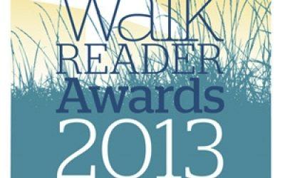 Walk Reader Awards 2013