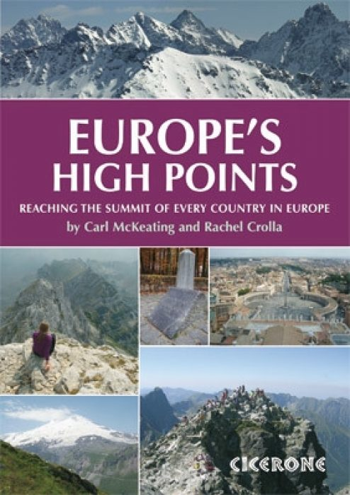 Finland Norway Europes High Points Walking Guidebook