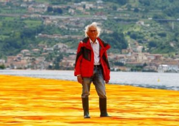 Walking ON the Italian Lakes