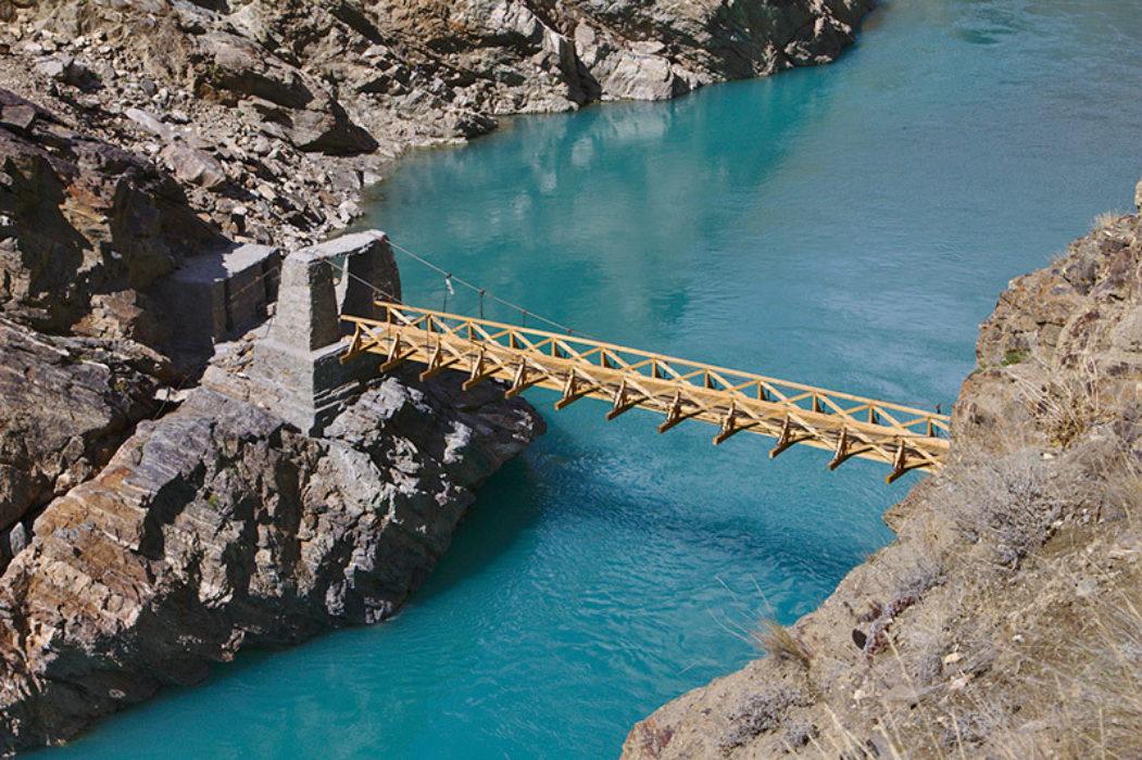 Trekking in Ladakh New Bridge In Ladakh