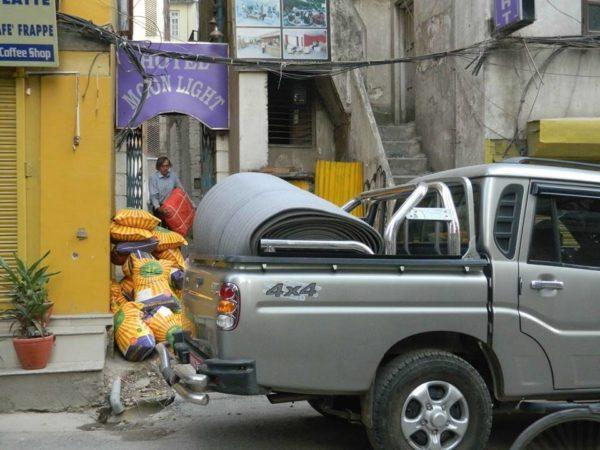 Arranging transport