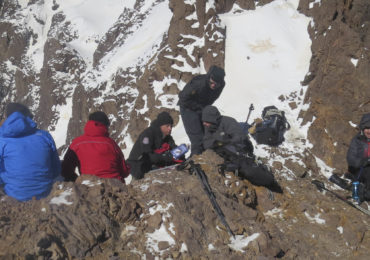 Andy Hodges Jebel Toubkal