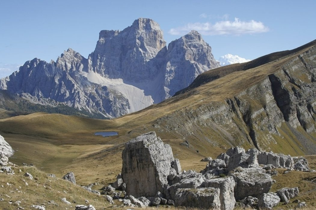 Trekking In The Italian Dolomites