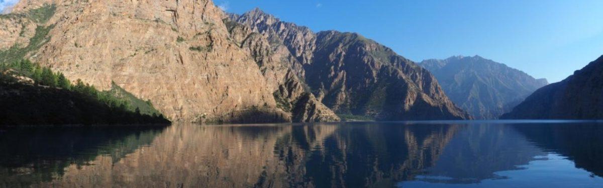 The Impossibly Blue Waters Of Phoksundo Tal