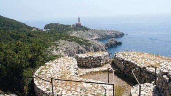 Fortino del Tombosiello and the Faro