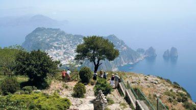 Fantastic views from Monte Solaro