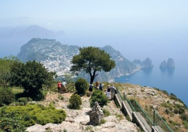 Fantastic views from Monte Solaro