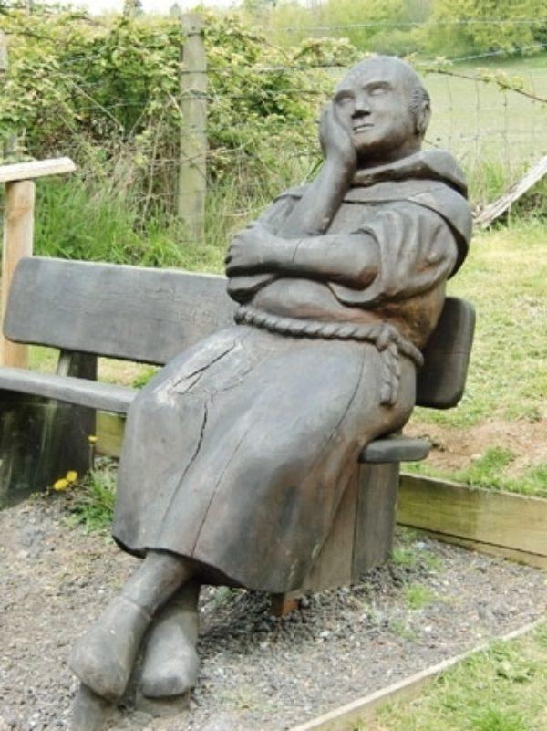 Thomas a Becket pondering life