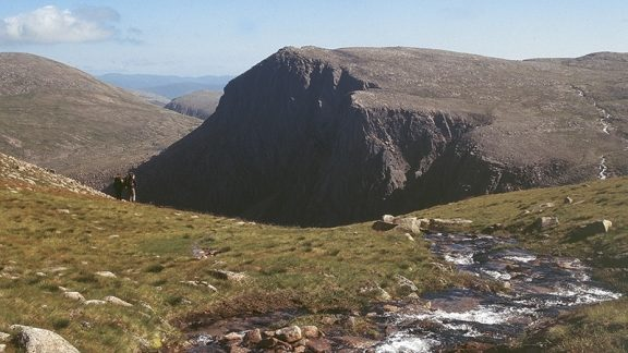 There's a host of peak-bagging options in Scotland