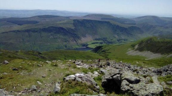 The View From Cadair Idris