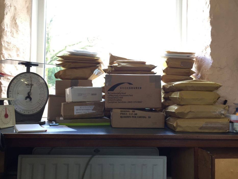 There Were Some Busy Post Days