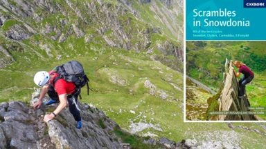 Snowdonia Scrambling