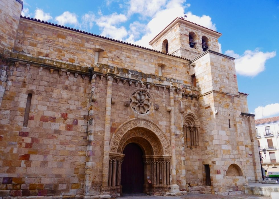 Zamora The Worlds Biggest Concentration Of Romanesque Churches
