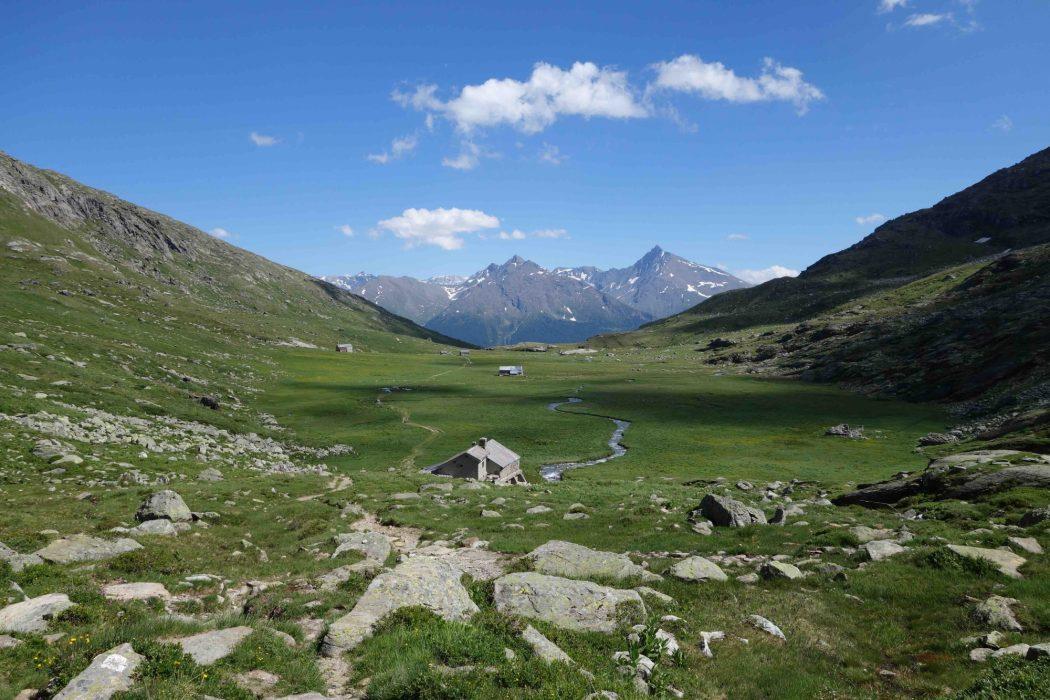 Incredible refuges along the Tour des Glaciers