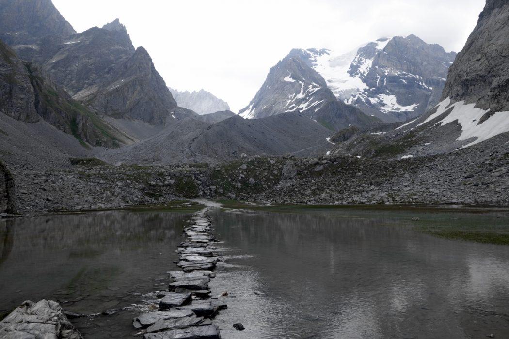 Serene beauty on the Tour des Glaciers de la Vanoise