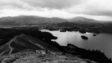 View Of Catbells