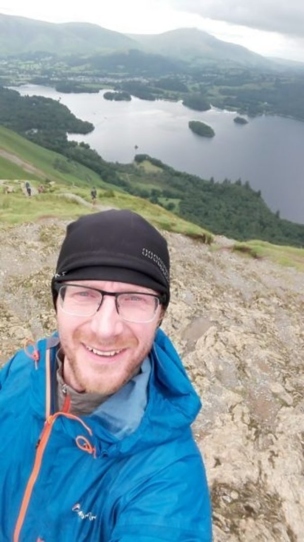 At The Summit Of Catbells
