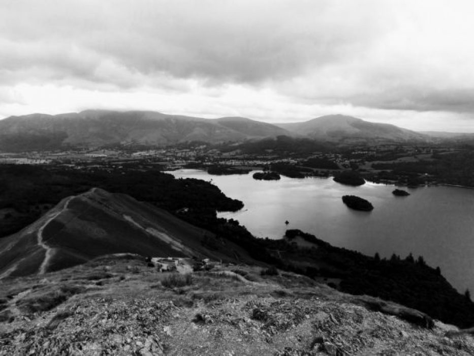 Humbled By The Catbells Of The Lake District