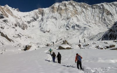 South Face Of Annapurna