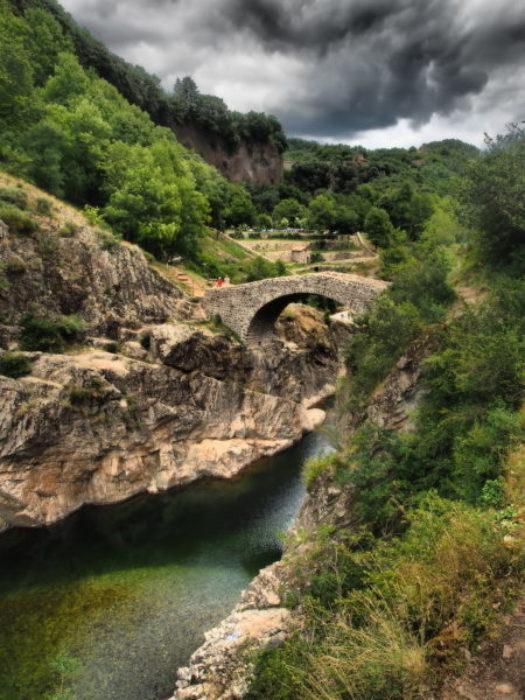 The Pont Du Diable Spanning The Ardeche River E1504870250421 450X600