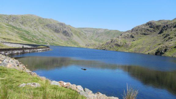 21 Seathwaite Tarn Dam