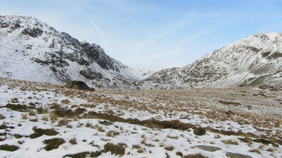 22 Coniston Fells From The Walna Scar Road