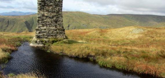 Survey Column Tarn Cragg