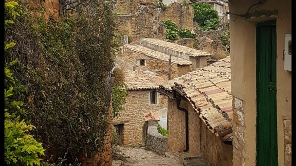 Day 29 Gallipienzo Antiguo An Old Hilltop Village