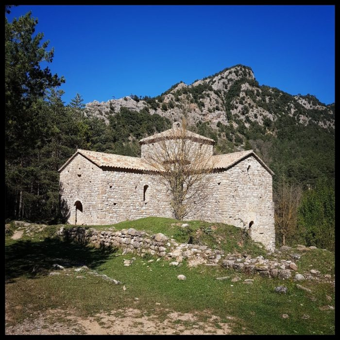 Day 11 The 11Th Century Ermita De Sant Pere De Graudescales