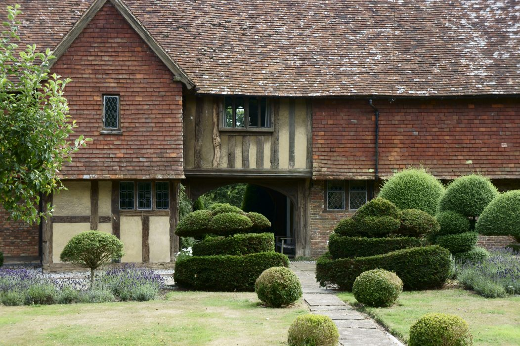 A Wealden Hall House One Of Kents Historic Buildings