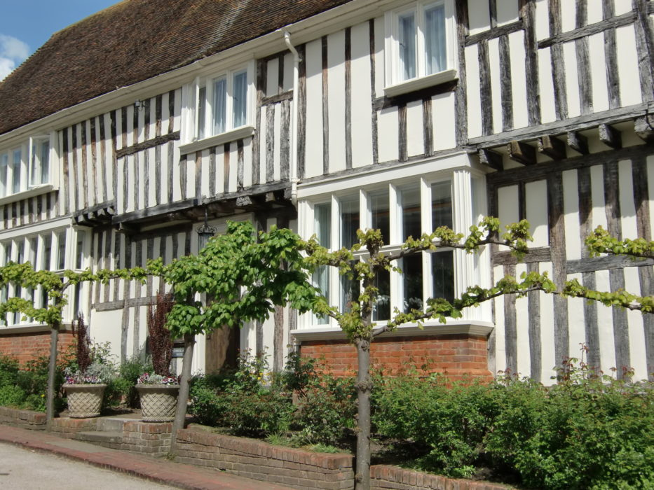 Chilham Is One Of Kents Most Attractive Villages