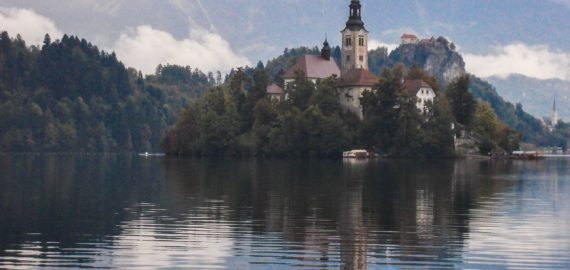 Bled's Famous Island Church