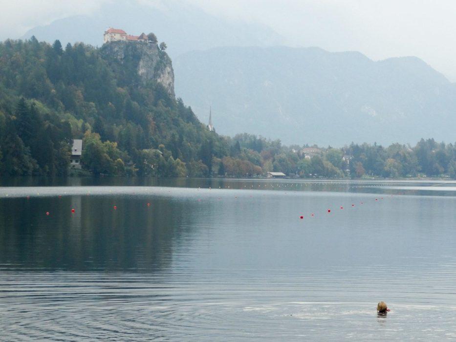 A Gorgeous Spot For A Swim