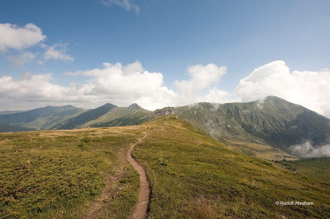 Peaks Of The Balkans  On The Border Ridge Between Kosovo And Montenegro  Rudolf Abraham
