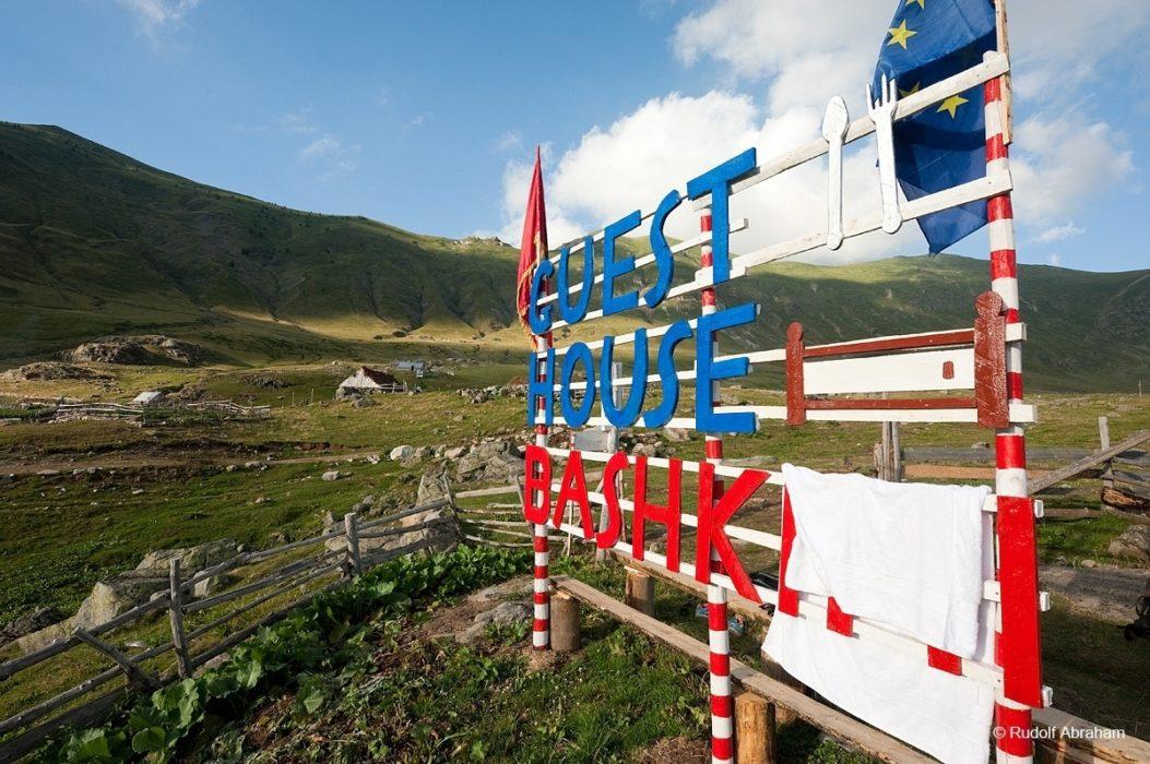 Peaks Of The Balkans  Bashkimi Guestouse Doberdol Albania  Rudolf Abraham