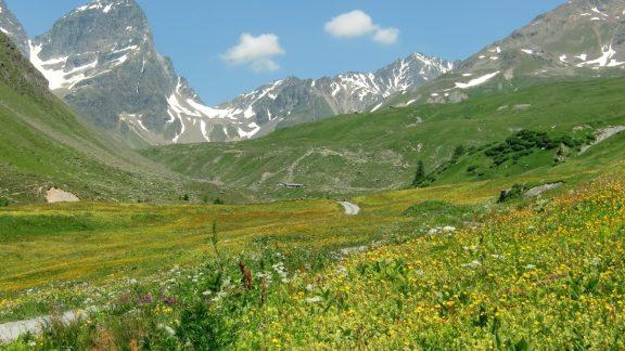 005 - Trekking in the Silvretta and Rätikon Alps