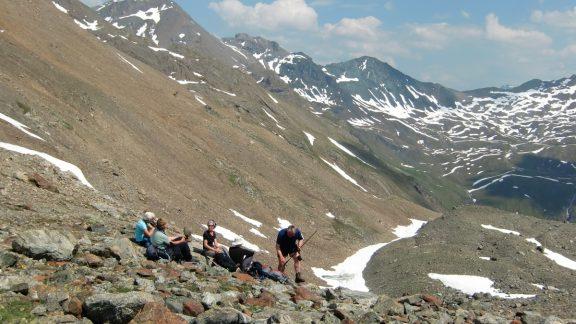 007 - Trekking in the Silvretta and Rätikon Alps