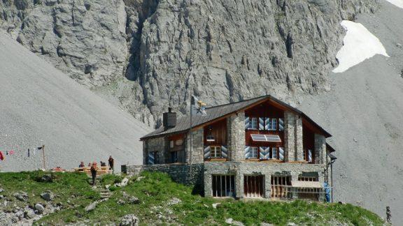 013 - Trekking in the Silvretta and Rätikon Alps