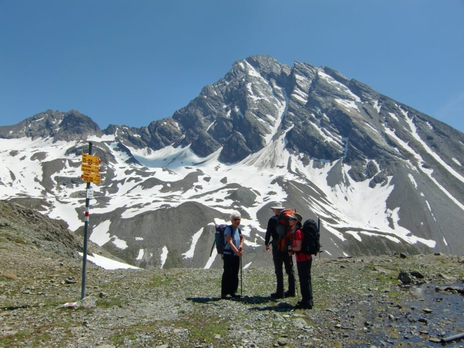 002 - Trekking in the Silvretta and Rätikon Alps