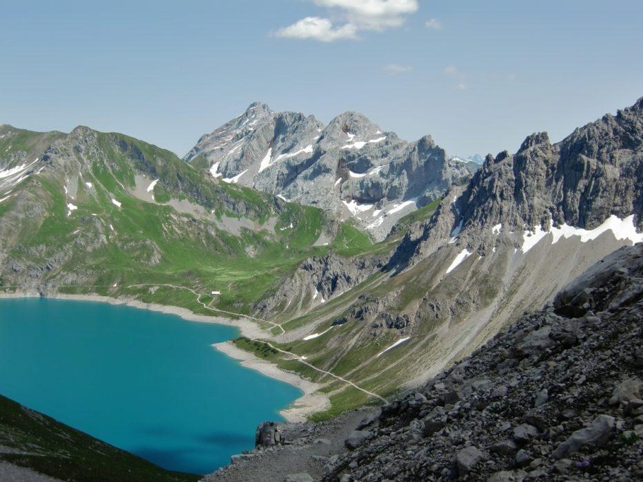 018 - Trekking in the Silvretta and Rätikon Alps